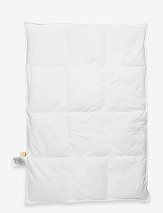 Muscovy Down Baby Duvet - Summer Edition - blankets & quilts - white