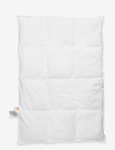 Goose Down Baby Duvet - 4 Seasons - blankets & quilts - white