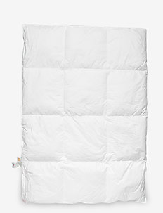Muscovy Down Junior Duvet - Summer Edition - blankets & quilts - white