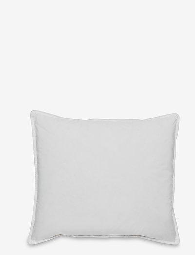 Goose Down Junior Pillow - poduszki - white