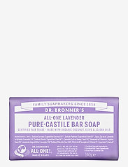 Dr. Bronner's - Pure-Castile Bar Soap Lavender - handtvål - no colour - 0