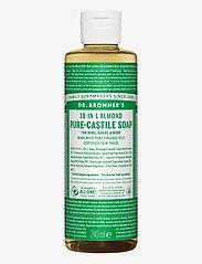 Dr. Bronner's - 18-in-1 Castile Liquid Soap Almond - no colour - 0