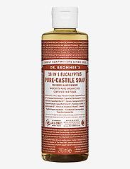 Dr. Bronner's - 18-in-1 Castile Liquid Soap Eucalyptus - handtvål - no colour - 0