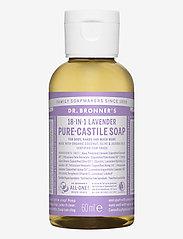 Dr. Bronner's - 18-in-1 Castile Liquid Soap Lavender - handtvål - no colour - 0