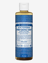 Dr. Bronner's - 18-in-1 Castile Liquid Soap Peppermint - handvård - no colour - 0