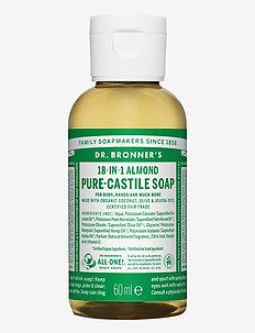 18-in-1 Castile Liquid Soap Almond - handvård - no colour