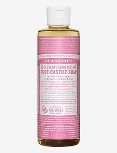 18-in-1 Castile Liquid Soap Cherry Blossom - handvård - no colour