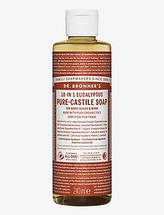 18-in-1 Castile Liquid Soap Eucalyptus - handvård - no colour