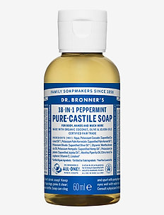 18-in-1 Castile Liquid Soap Peppermint - handvård - no colour