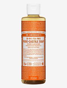18-in-1 Castile Liquid Soap Tea Tree - handvård - no colour