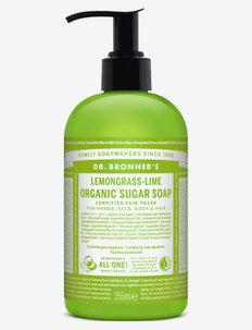 Sugar Soap Lemongrass-Lime - handvård - no colour