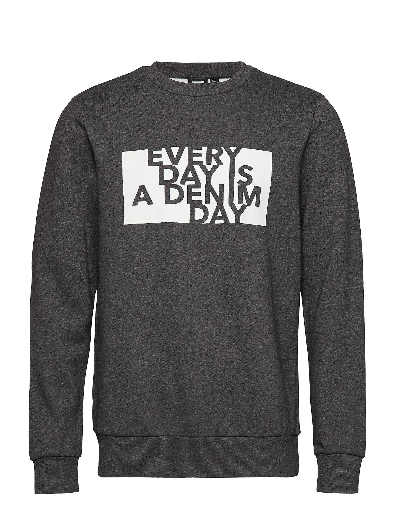 Sweaterdark Adrian Sweaterdark Grey DayDrDenim DayDrDenim Sweaterdark Adrian Grey Grey Adrian D29IHE