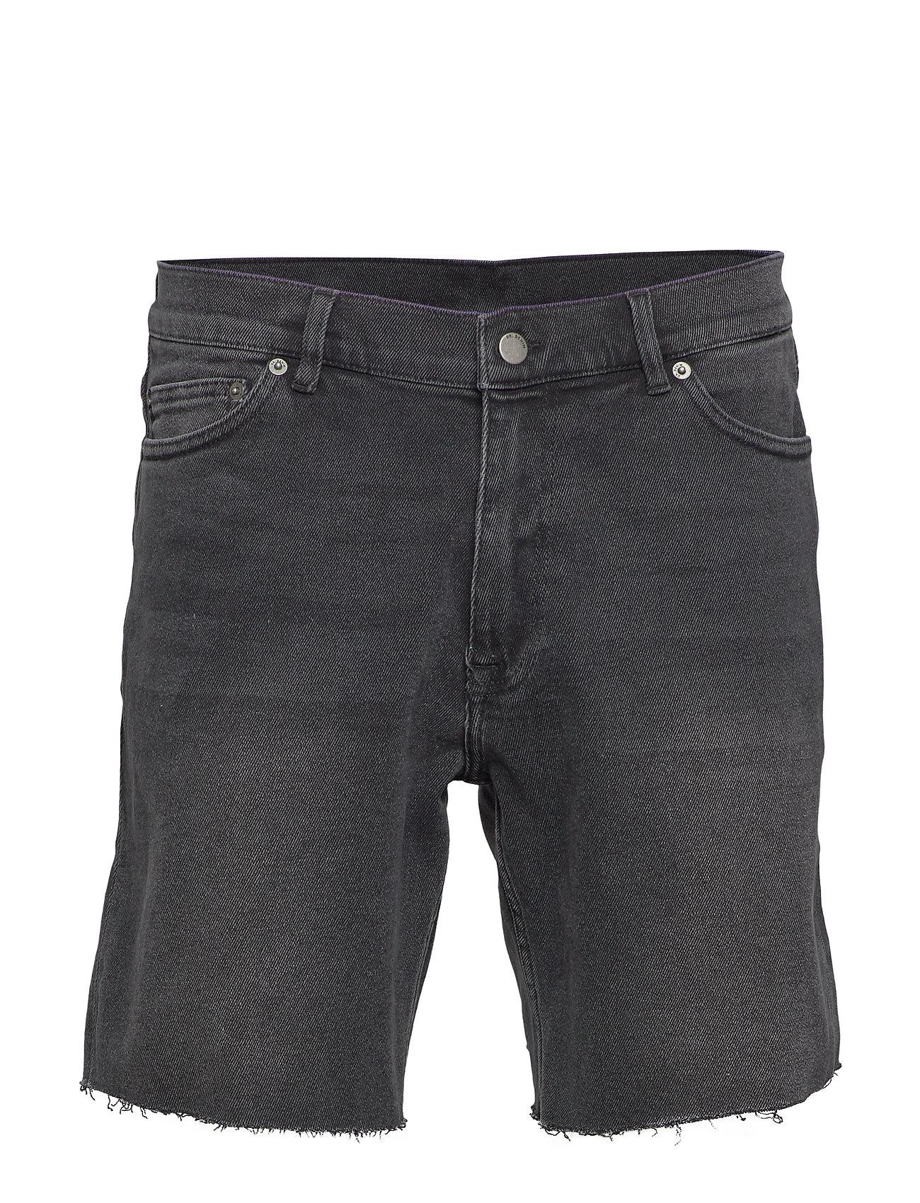 Dr. Denim Gene Denim Shorts - BLACK DUSK