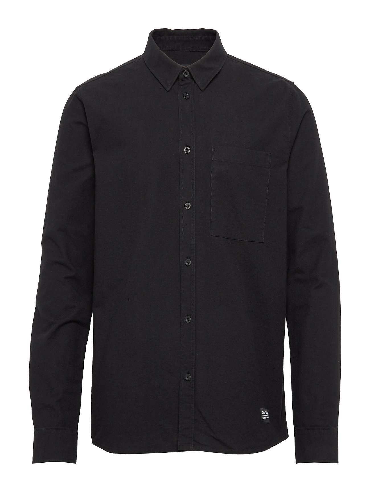 Dr. Denim Dale Shirt - BLACK