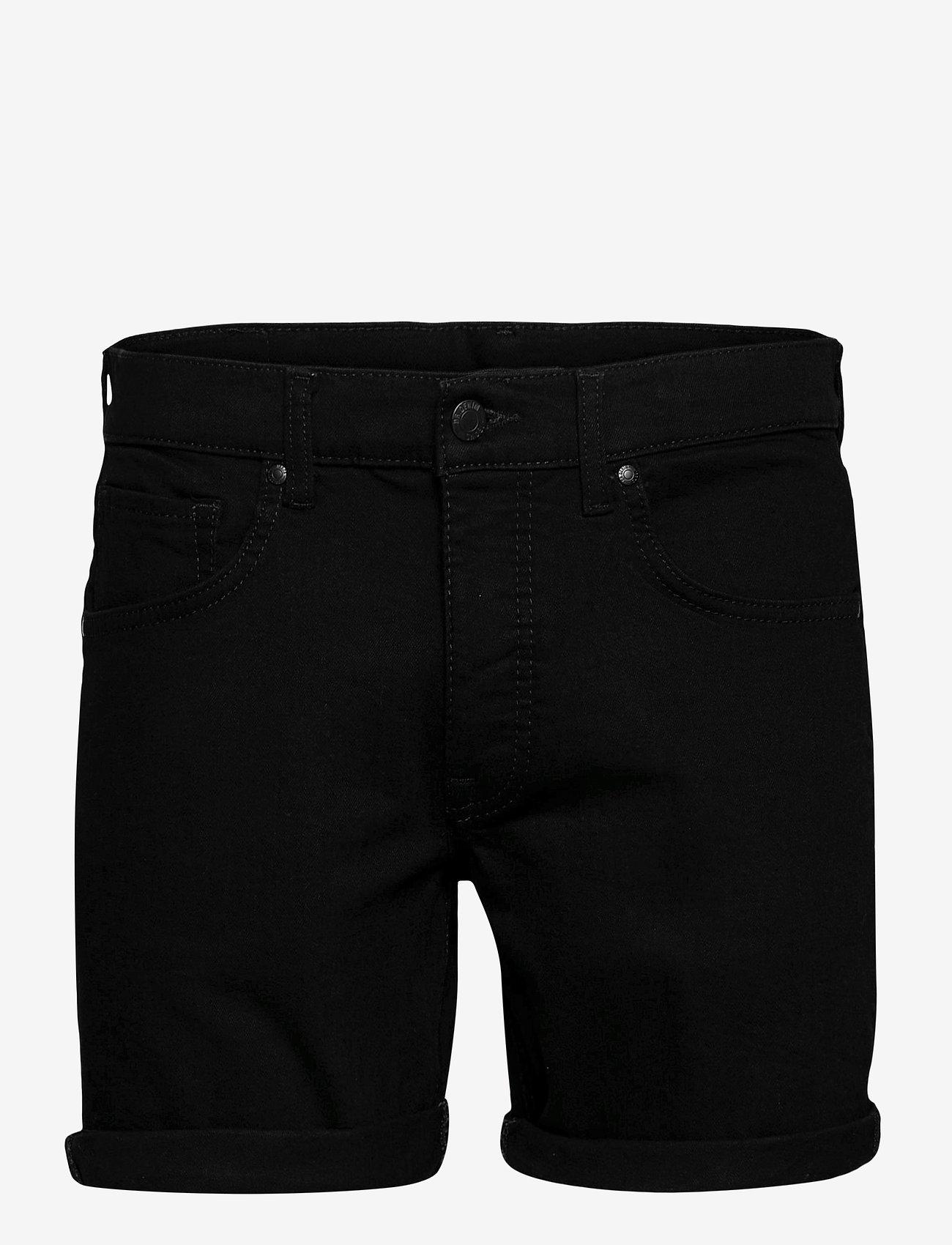 Dr. Denim - Mac Shorts - short en jean - organic black - 0