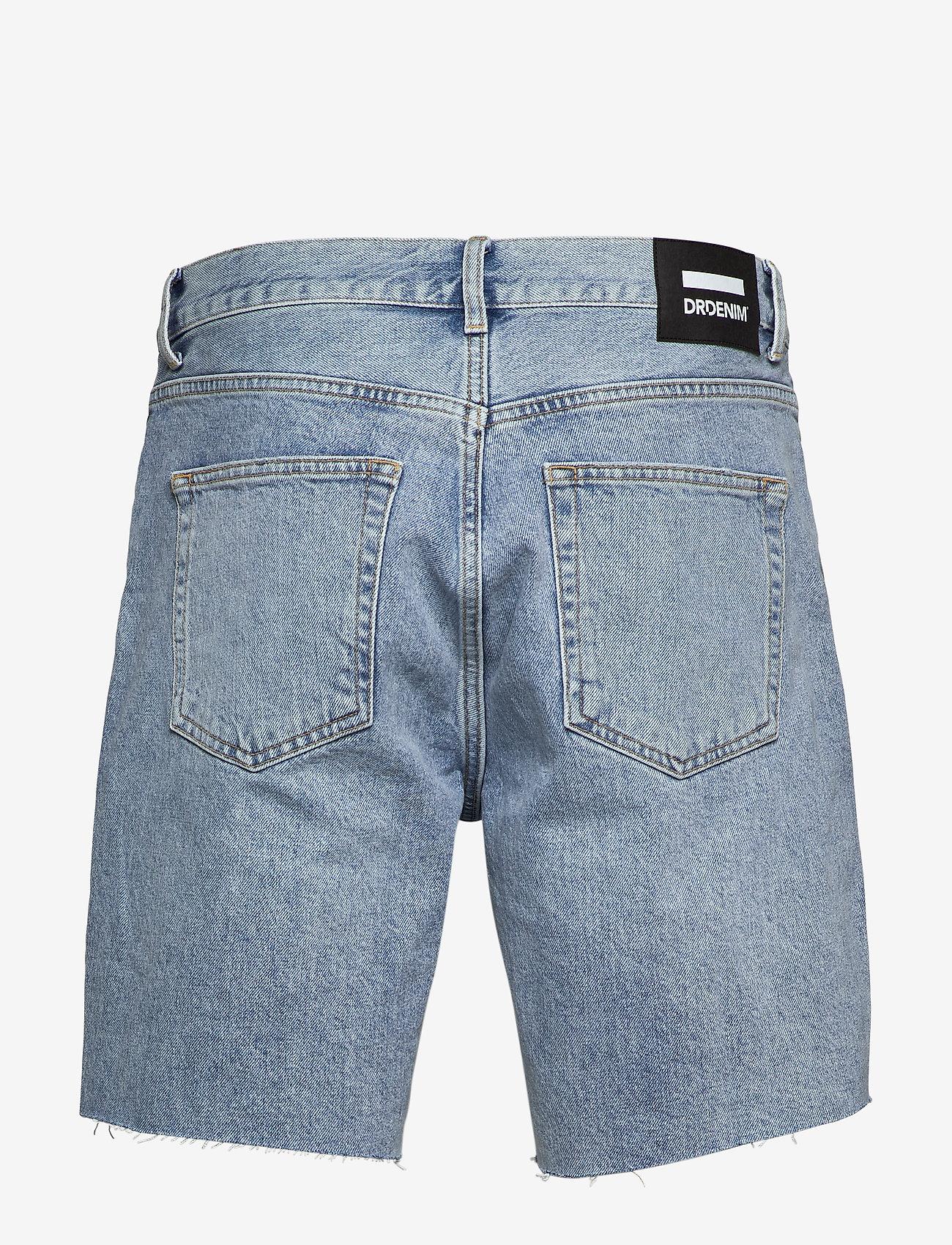 Dr. Denim - Gene Denim Shorts - denim shorts - hawaiian blue - 1