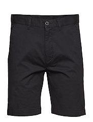 Wood Shorts - BLACK