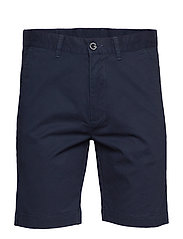 Wood Shorts - DEEP BLUE