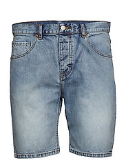 Bay Shorts - STEEL BLUE