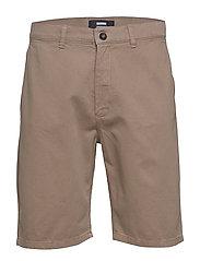 Dash Chino Shorts - KHAKI