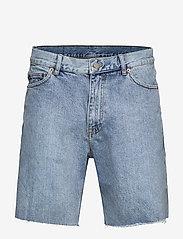 Dr. Denim - Gene Denim Shorts - denim shorts - hawaiian blue - 0