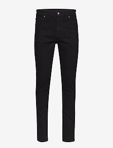 Clark - slim jeans - black