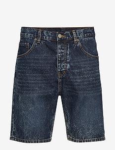 Bay Shorts - ASPHALT BLUE