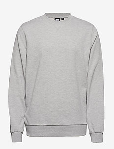 Floyd Sweater - LIGHT GREY MIX
