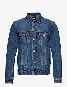 Roy Denim Jacket - BLUE COAST