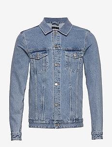 Roy Denim Jacket - spijkerjassen - light blue ridge stone