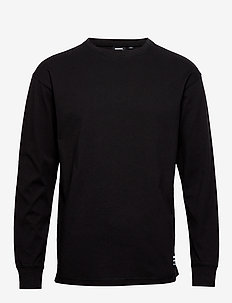 Hoffman Long Sleeve - BLACK