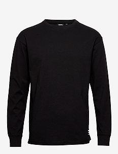 Hoffman Long Sleeve - BLACK