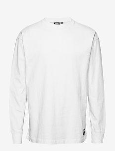 Hoffman Long Sleeve - WHITE