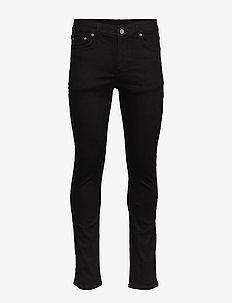 Chase - slim jeans - black