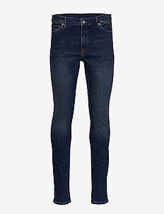 Chase - slim jeans - dark grain blue