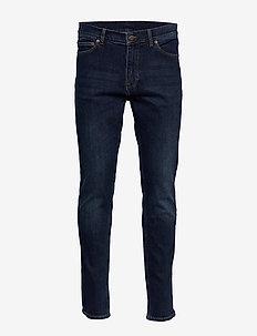 Clark - skinny jeans - blue grit