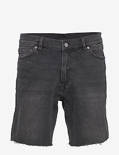 Gene Denim Shorts - denim shorts - black dusk