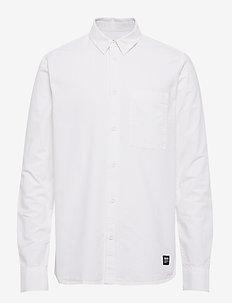 Dale Shirt - basic shirts - white
