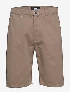 Dash Chino Shorts - spodenki chinos - khaki