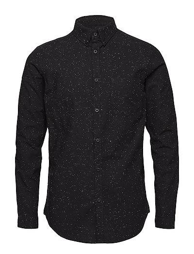 Pete Shirt - BLACK NEPS