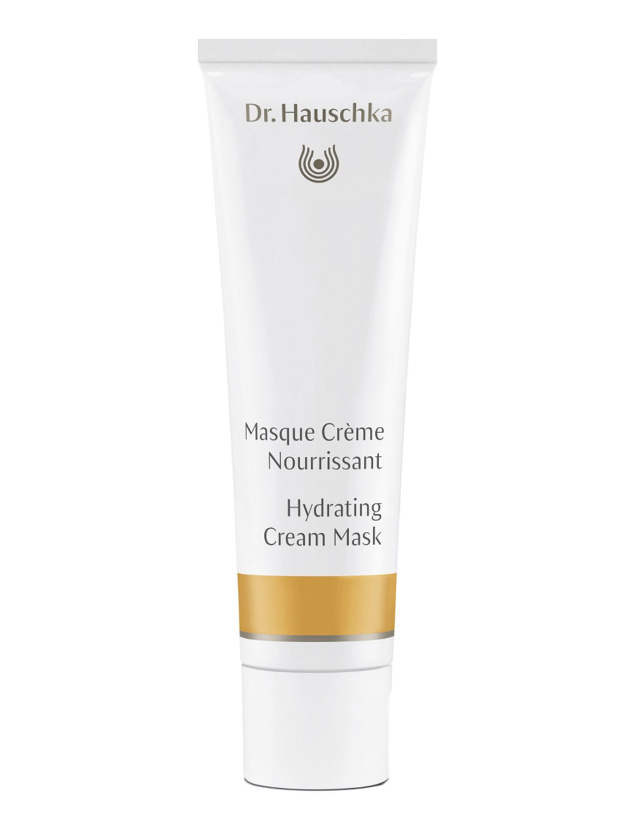 Image of Hydrating Cream Mask Beauty WOMEN Skin Care Face Face Masks Nude Dr. Hauschka (3281588965)