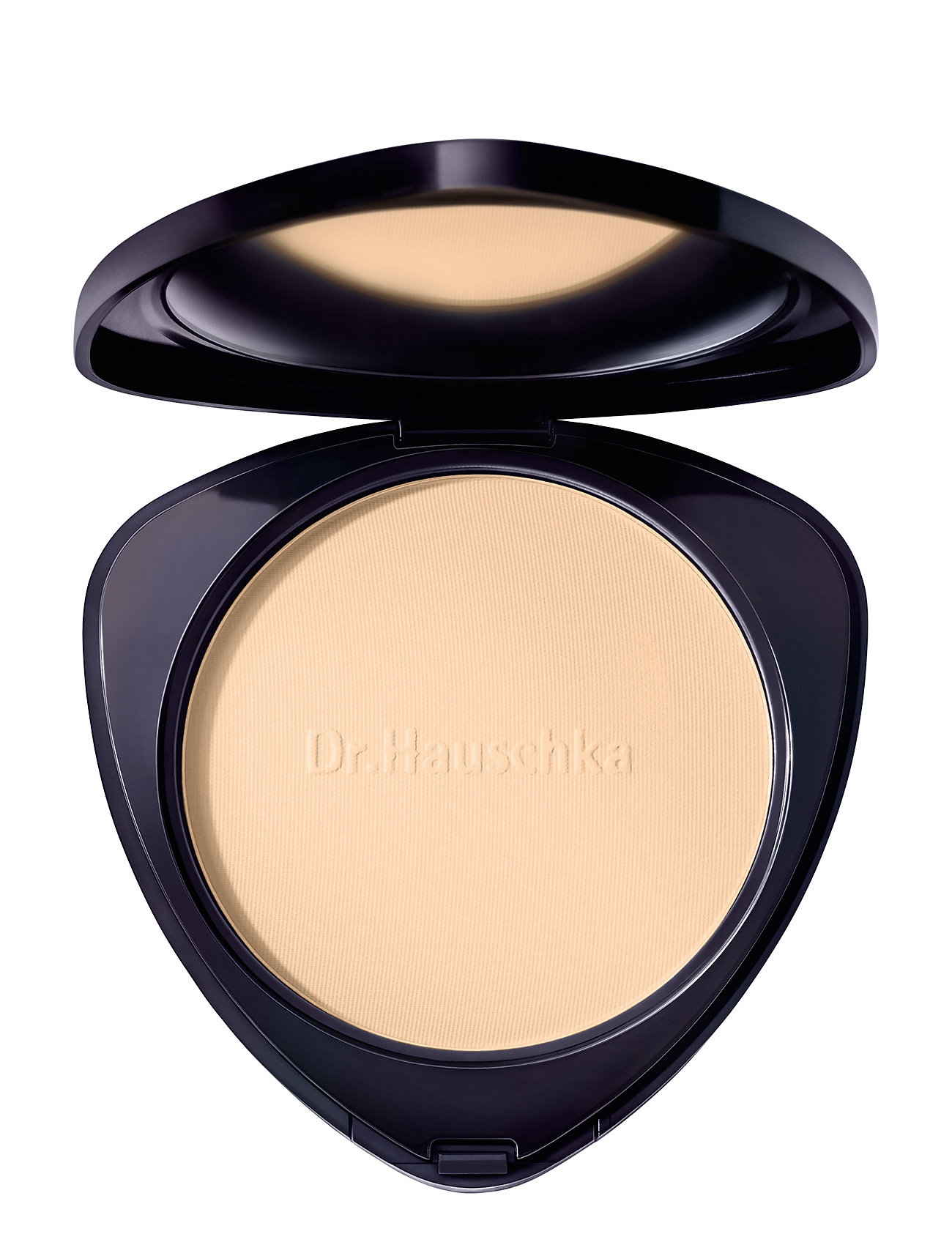 Image of Compact Powder 01 Macadamia Pudder Makeup Dr. Hauschka (3280076689)