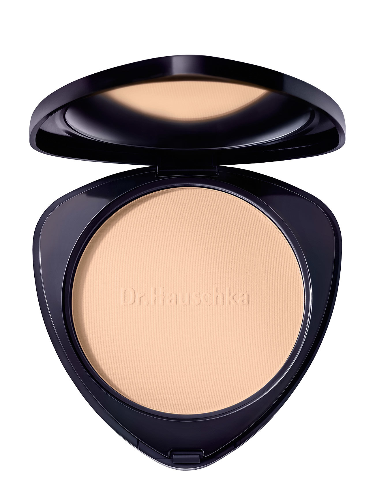 Image of Compact Powder 02 Chestnut Pudder Makeup Dr. Hauschka (3486775125)