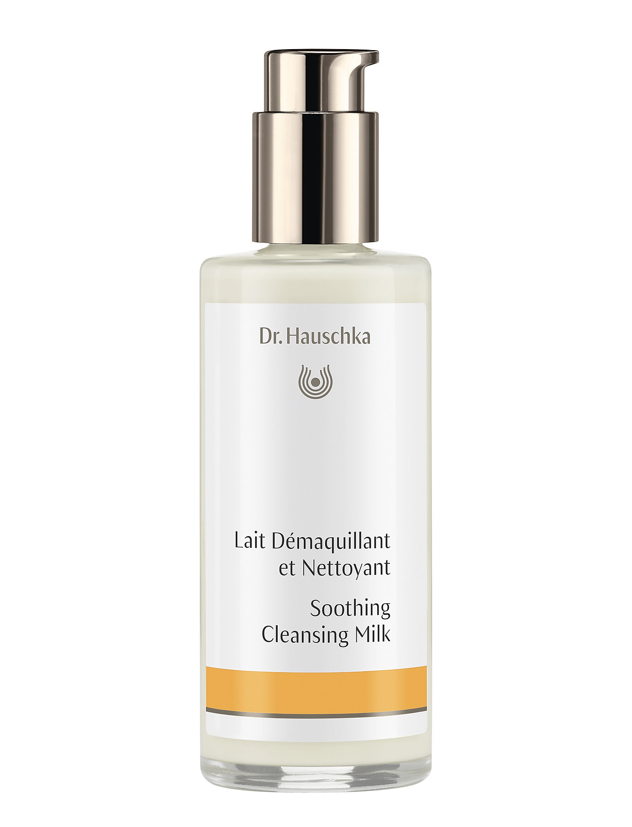 Image of Soothing Cleansing Milk Beauty WOMEN Skin Care Face Cleansers Cleansing Gel Nude Dr. Hauschka (3340172927)