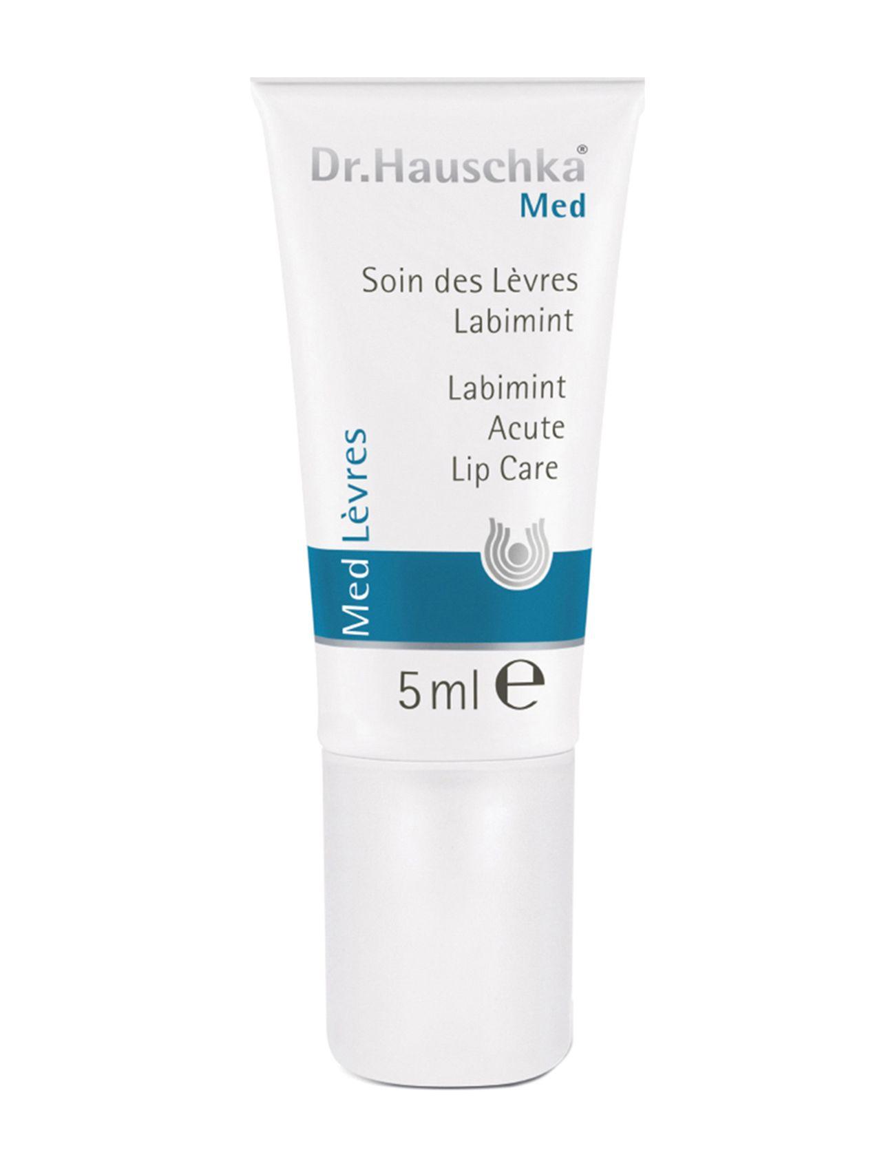 Image of Med Soothing Lip Care 5 Ml Læbepleje Makeup Nude Dr. Hauschka (3303360747)