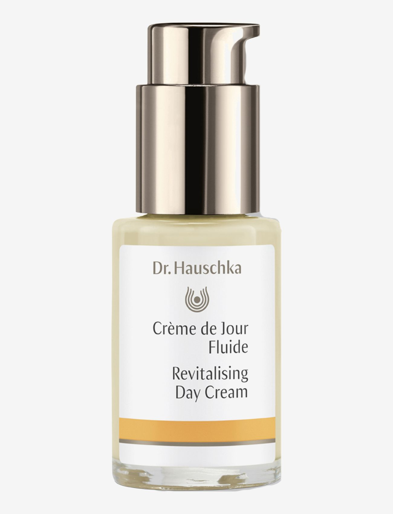 Dr. Hauschka - Revitalising Day Cream - päivävoiteet - clear - 0