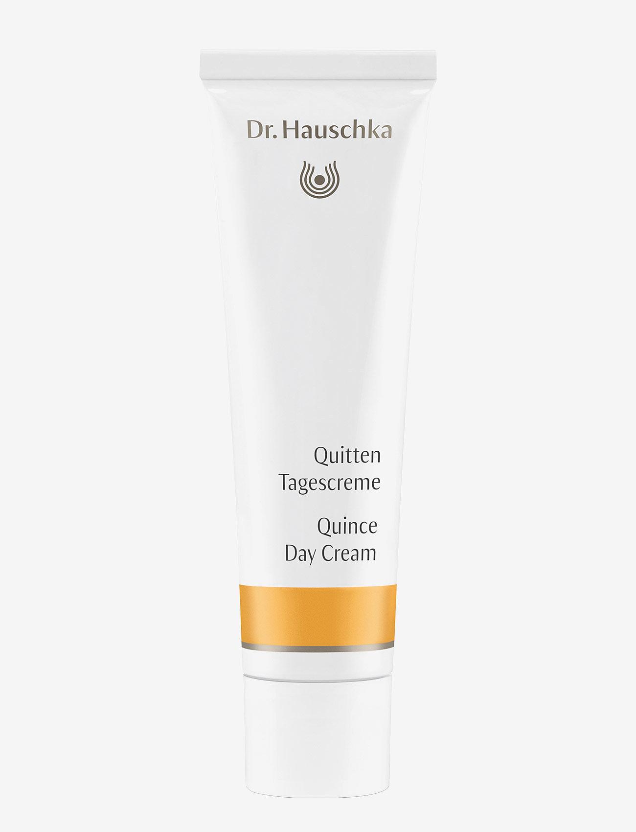Dr. Hauschka - Quince Day Cream - päivävoiteet - clear - 0