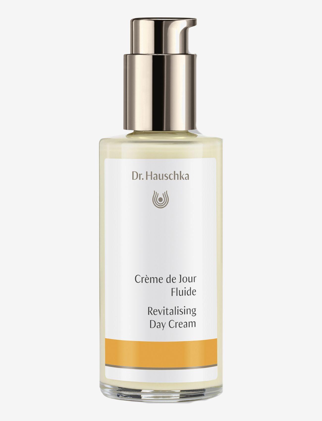 Dr. Hauschka - Revitalising Day Cream - päivävoiteet - clear - 0