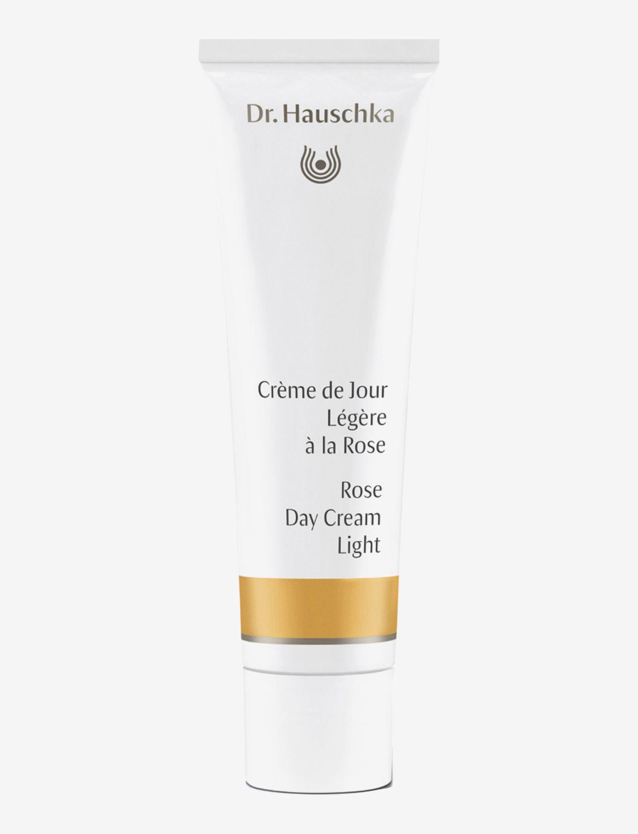 Dr. Hauschka - Rose Day Cream light - päivävoiteet - clear - 0