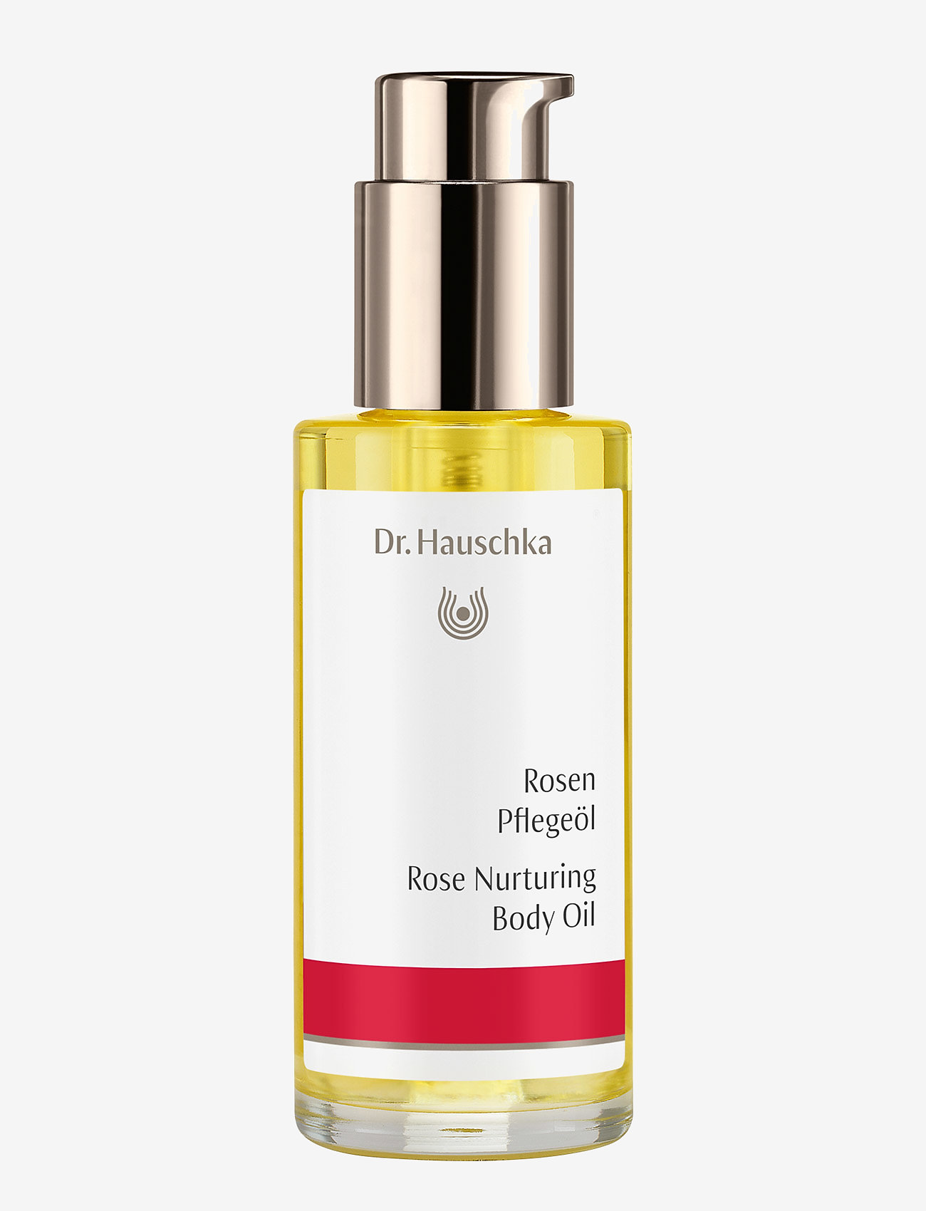 Dr. Hauschka - Rose Nurturing Body Oil - kroppsolja - clear - 0
